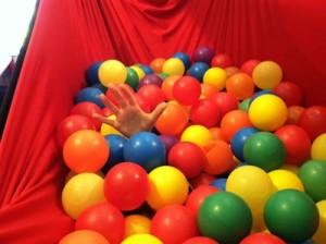 Hand-in-Ball-Pit