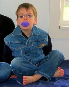 Purple-Lips